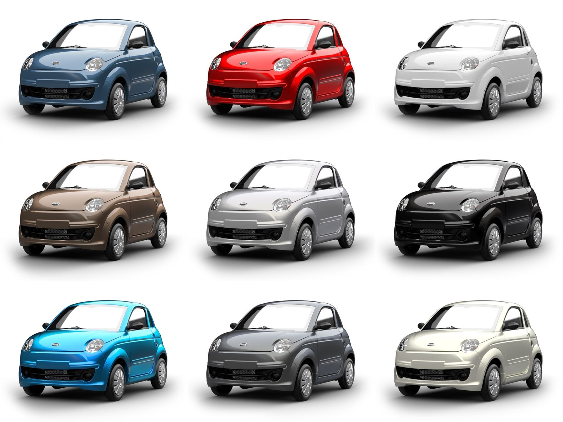 Immagine per la categoria MICROCAR DISPONIBILI PER RICAMBI