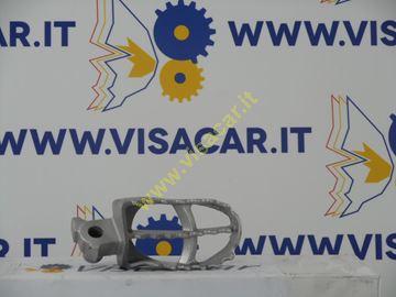 Immagine di PIASTRA APPOGGIAPIEDE ANT SX MOTO HUSQVARNA 125 -2000-