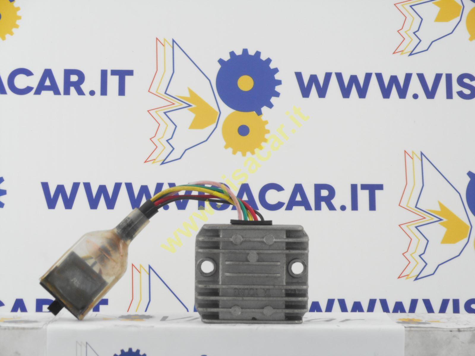 Schema Elettrico Kymco Agility 125 : Vendita ricambi usati auto regolatori di tensione moto