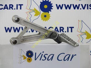 Immagine di PIASTRA APPOGGIAPIEDE ANT SX MOTO APRILIA RS 50 -2008-
