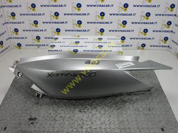 Immagine di CARENA POSTERIORE LATERALE SX MOTO KYMCO XCITING  500 -2005-