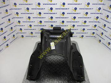 Immagine di PEDANA APPOGGIAPIEDI MOTO KYMCO XCITING  500 -2005-