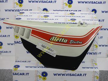 Immagine di CARENA LATERALE SX MOTO CAGIVA  ALETTA ELECTRA 125 -1984-