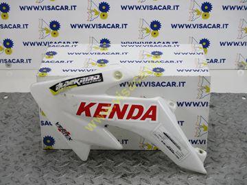 Immagine di CARENA LATERALE SX MOTO PIT BIKE 125 -2012-