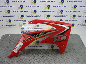 Immagine di CARENA LATERALE DX MOTO HONDA HM250 -2010-