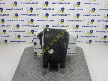 Immagine di PLASTICA SOTTO CODINO POSTERIORE MOTO HONDA HM250 -2010-
