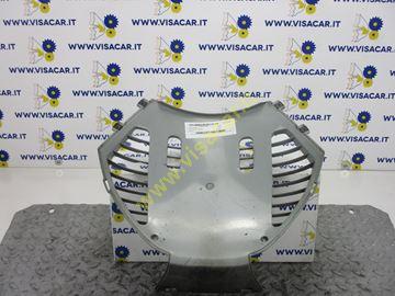 Immagine di CARENA COPRI RADIATORE/CONVOGLIATORE MOTO HONDA REFLEX 250 -2000-
