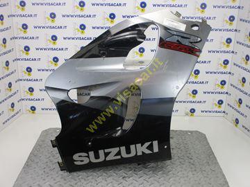 Immagine di CARENA LATERALE DX MOTO SUZUKI GSX  R 750 -1999-