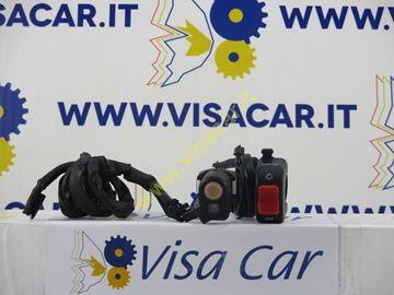 Immagine di DEVIO LUCI PARTE DX MOTO HONDA HM250 -2010-