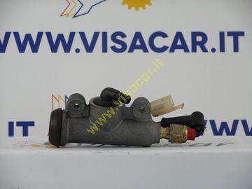 Immagine di POMPA FRENO POSTERIORE MOTO TEAM RACING CH RACING 50 -2007-