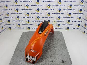 Immagine di PARAFANGO ANTERIORE MOTO KTM EXC 250 -2007-