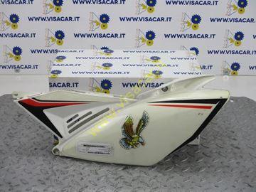 Immagine di CARENA POSTERIORE LATERALE SX MOTO BETA ENDURO RR 50 -2012-