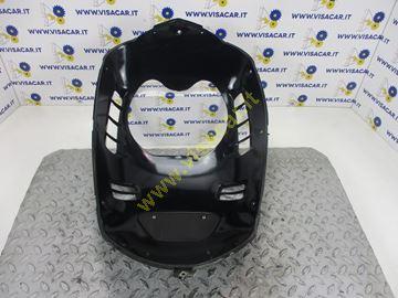 Immagine di CARENA RIVESTIMENTO INFERIORE TELAIO MOTO MALAGUTI SPIDER MAX 500 -2005-