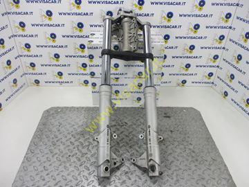 Immagine di FORCELLA ANTERIORE COMPLETA MOTO MALAGUTI SPIDER MAX 500 -2005-