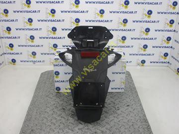 Immagine di PARAFANGO POSTERIORE MOTO MALAGUTI F12 R 50 -2007-