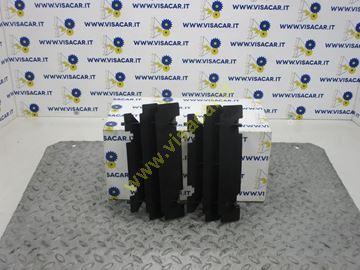 Immagine di CARENA COPRI RADIATORE/CONVOGLIATORE MOTO SUZUKI DR-Z 400 -2005-