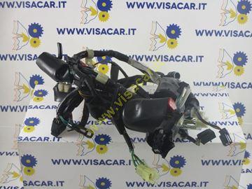 Immagine di CABLAGGIO ELETTRICO COMPLETO MOTO HONDA CBF 125 -2011-