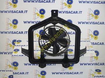 Immagine di VENTOLA RAFFREDDAMENTO RADIATORE MOTO APRILIA SCARABEO 150 -2000-