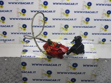 Immagine di KIT IMPIANTO FRENANTE ANTERIORE MOTO PEUGEOT SPEEDFIGHT3 50 -2009-