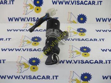 Immagine di BLOCCHETTO ACCENSIONE CON CHIAVE MOTO MALAGUTI CENTRO 160 IE -2009-
