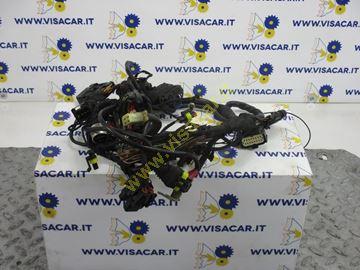 Immagine di CABLAGGIO ELETTRICO COMPLETO MOTO DUCATI 749 SUPERSPORT