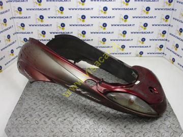 Immagine di CARENA CODINO POSTERIORE MOTO HONDA SH 300I ABS