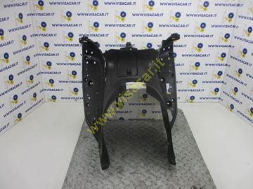 Immagine di PEDANA APPOGGIAPIEDI MOTO YAMAHA X MAX 250 -2005-