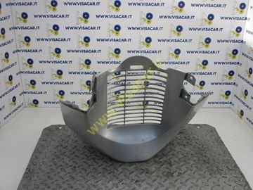 Immagine di CARENA COPRI RADIATORE/CONVOGLIATORE MOTO SUZUKI BURGMAN 400 -2000-