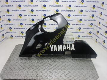 Immagine di CARENA LATERALE SX MOTO YAMAHA R6 600 -1999-