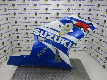 Immagine di CARENA LATERALE DX MOTO SUZUKI GSX R 750 -2003-