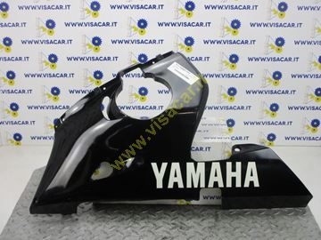 Immagine di CARENA VASCA INFERIORE DX MOTO YAMAHA R6 600 -2002-