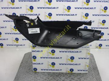 Immagine di PEDANA APPOGGIAPIEDI SX MOTO APRILIA ALTANTIC 500 -2002-