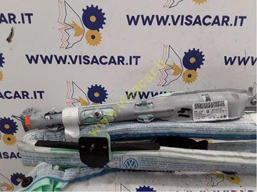 Immagine di AIRBAG A TENDINA DX VOLKSWAGEN TOURAN (1T) (02/03>11/10<)