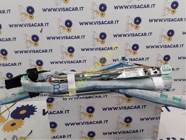 Immagine di AIRBAG A TENDINA SX VOLKSWAGEN TOURAN (1T) (02/03>11/10<)
