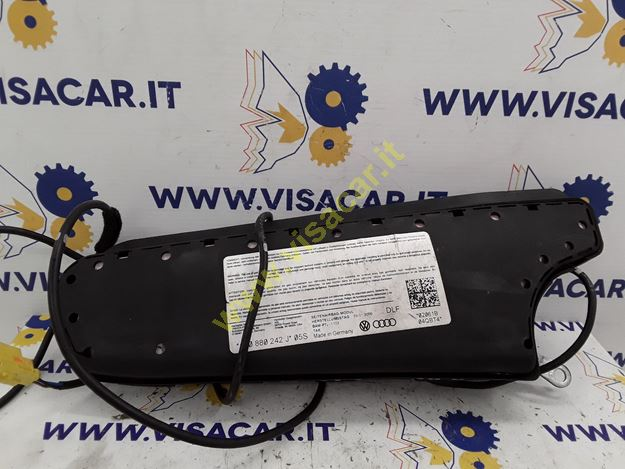 Immagine di AIRBAG LATERALE DX VOLKSWAGEN TOURAN (1T) (02/03>11/10<)