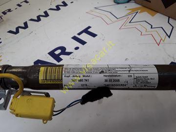 Immagine di AIRBAG A TENDINA SX VOLKSWAGEN GOLF PLUS (5M) (01/05>04/09<)