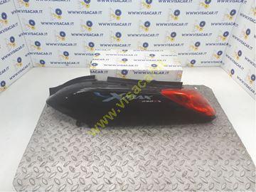 Immagine di CARENA POSTERIORE LATERALE SX MOTO YAMAHA X MAX 250 I -2008-