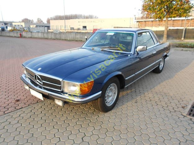 Immagine di MERCEDES 450 SLC COUPE'