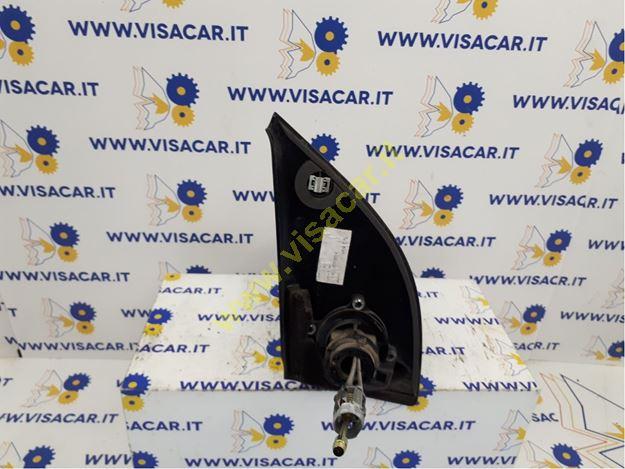 Immagine di RETROVISORE ESTERNO REGOLAZIONE MECCANICA SX FIAT PANDA VAN (2Q) (09/03>09/09<)