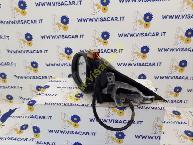 Immagine di SPECCHIETTO ESTERNO ELETTRICO SX SEAT IBIZA (6L) (12/01>08/09<)