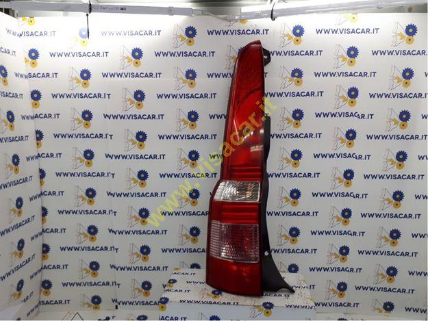 Immagine di FANALE POSTERIORE SX FIAT PANDA VAN (2Q) (09/03>09/09<)
