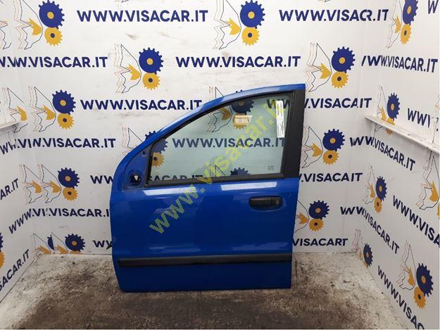 Immagine di PORTA ANTERIORE SX FIAT PANDA (2Q) (09/03>12/10<)