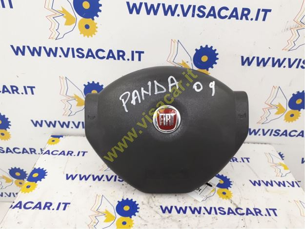 Immagine di AIRBAG LATO GUIDA FIAT PANDA (0X) (02/11>12/13<)