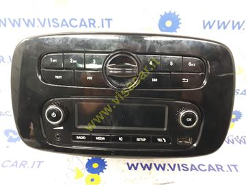 Immagine di AUTORADIO SMART FORFOUR (W453) (07/14>)