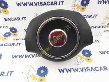 Immagine di AIRBAG LATO GUIDA FIAT 500 (3P) (07/07>01/15<)