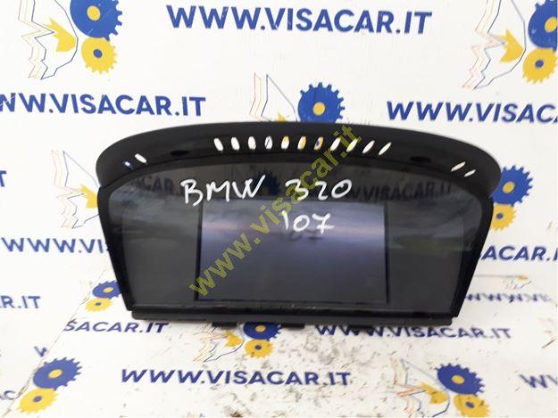 Immagine di STRUMENTAZIONE (CONTACHILOMETRI) BMW SERIE 3 (E90/E91) (02/05>12/11