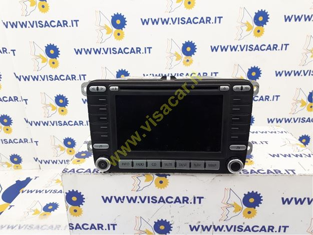 Immagine di DISPLAY MULTIFUNZIONE VOLKSWAGEN GOLF (1K) (10/03>12/09<)