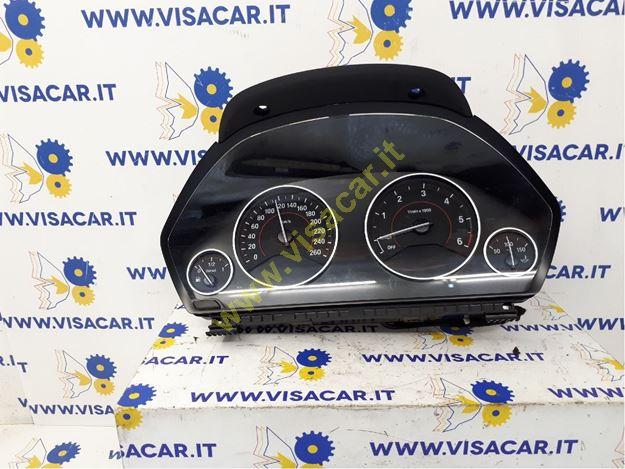 Immagine di QUADRO PORTASTRUMENTI (CONTACHILOMETRI) BMW SERIE 4 (F32) COUPÉ (07/13>)