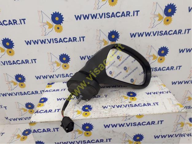 Immagine di RETROVISORE ESTERNO ELETTRICO DX SEAT LEON (1P) (06/05>02/13<)