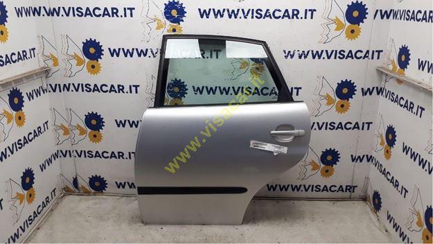 Immagine di PORTA POSTERIORE SX SEAT IBIZA (6L) (12/01>08/09<)